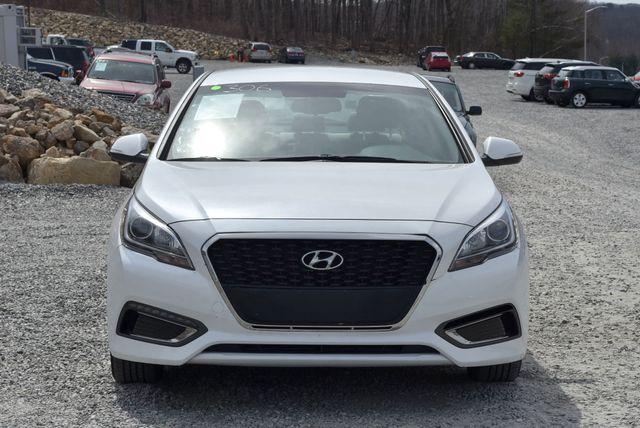 2017 Hyundai Sonata Hybrid SE Naugatuck, Connecticut 7