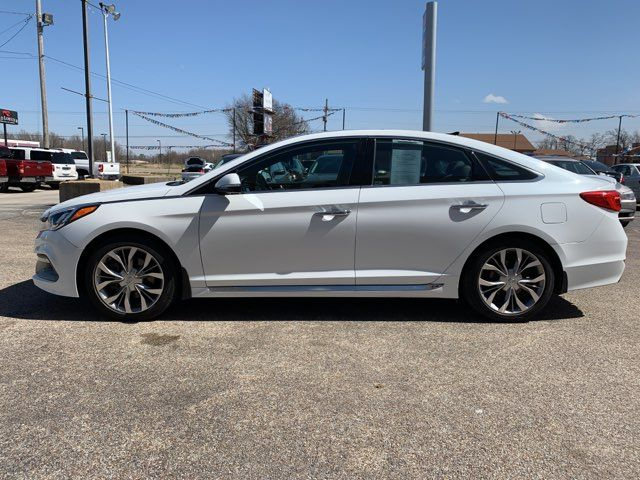 2017 Hyundai Sonata Limited in Jonesboro, AR 72401