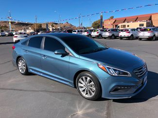 2017 Hyundai Sonata Sport in Kingman Arizona, 86401