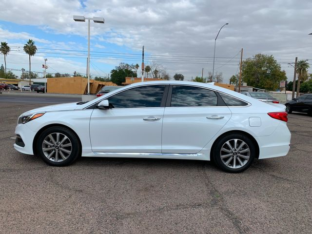2017 Hyundai Sonata Limited FULL MANUFACTURER WARRANTY Mesa, Arizona 1