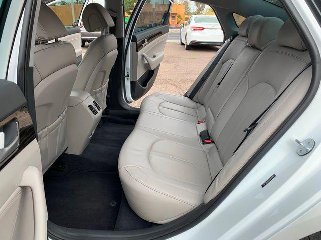 2017 Hyundai Sonata Limited FULL MANUFACTURER WARRANTY Mesa, Arizona 10