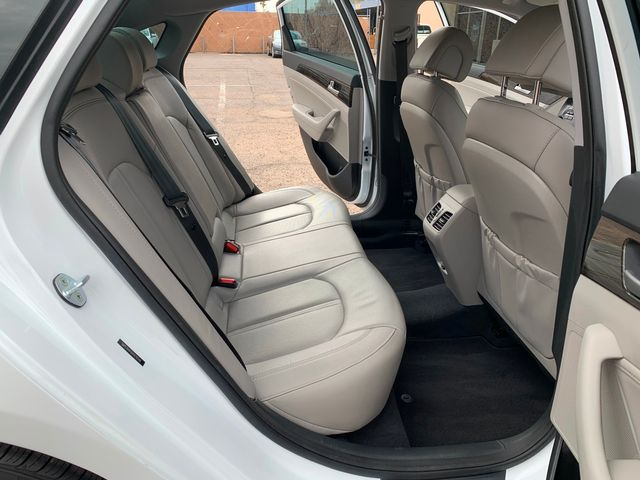2017 Hyundai Sonata Limited FULL MANUFACTURER WARRANTY Mesa, Arizona 12