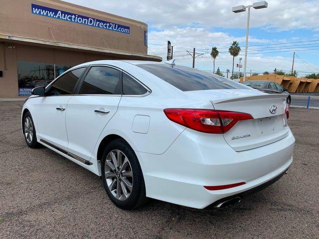2017 Hyundai Sonata Limited FULL MANUFACTURER WARRANTY Mesa, Arizona 2