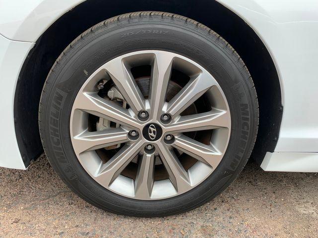 2017 Hyundai Sonata Limited FULL MANUFACTURER WARRANTY Mesa, Arizona 21