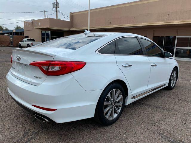 2017 Hyundai Sonata Limited FULL MANUFACTURER WARRANTY Mesa, Arizona 4