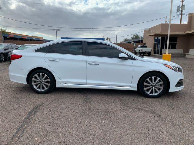 2017 Hyundai Sonata Limited FULL MANUFACTURER WARRANTY Mesa, Arizona 5