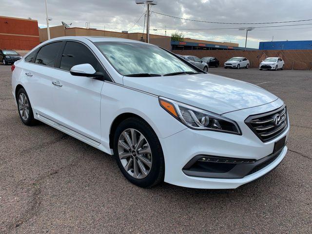 2017 Hyundai Sonata Limited FULL MANUFACTURER WARRANTY Mesa, Arizona 6