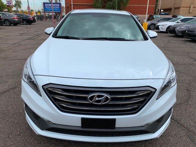 2017 Hyundai Sonata Limited FULL MANUFACTURER WARRANTY Mesa, Arizona 7