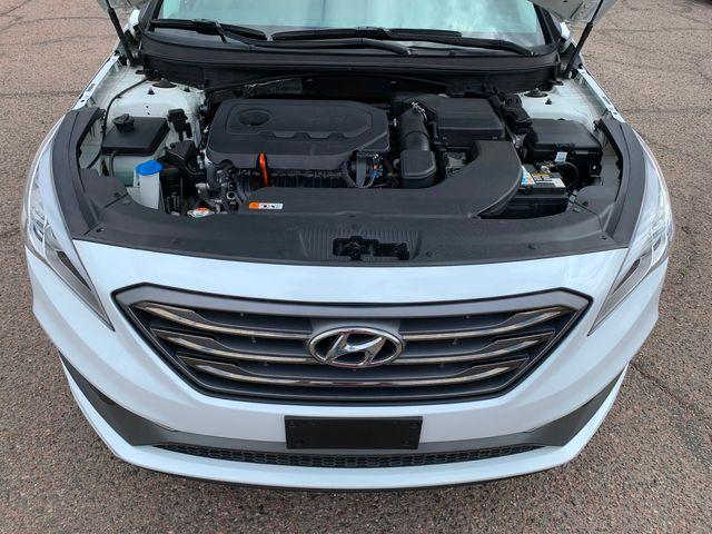 2017 Hyundai Sonata Limited FULL MANUFACTURER WARRANTY Mesa, Arizona 8