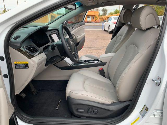 2017 Hyundai Sonata Limited FULL MANUFACTURER WARRANTY Mesa, Arizona 9