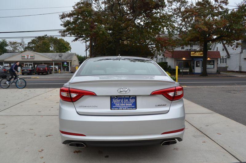 2017 Hyundai Sonata Limited  city New  Father  Son Auto Corp   in Lynbrook, New