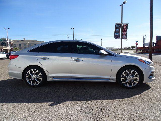 2017 Hyundai Sonata Limited in Marble Falls, TX 78654