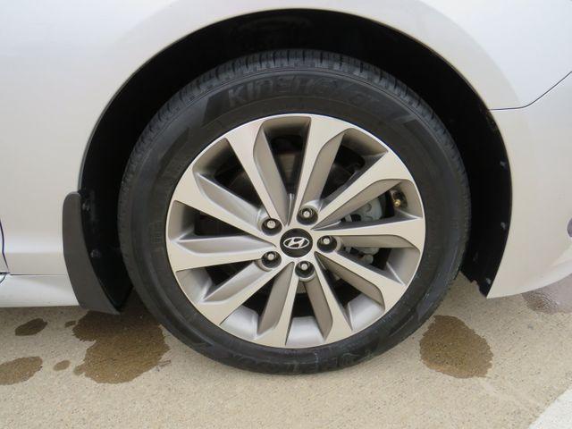 2017 Hyundai Sonata Sport in McKinney, Texas 75070