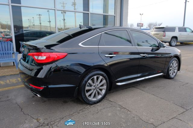 2017 Hyundai Sonata Limited in Memphis, Tennessee 38115