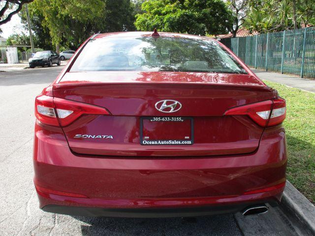 2017 Hyundai Sonata 2.4L Miami, Florida 3