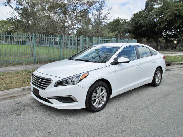 2017 Hyundai Sonata 2.4L in Miami, FL 33142