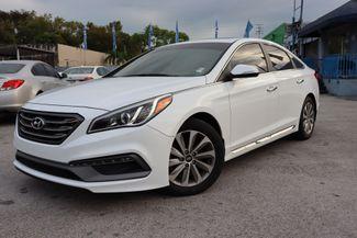 2017 Hyundai Sonata Sport in Miami, FL 33142