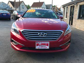 2017 Hyundai Sonata Base  city Wisconsin  Millennium Motor Sales  in , Wisconsin