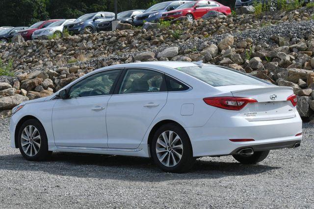 2017 Hyundai Sonata Sport Naugatuck, Connecticut 2