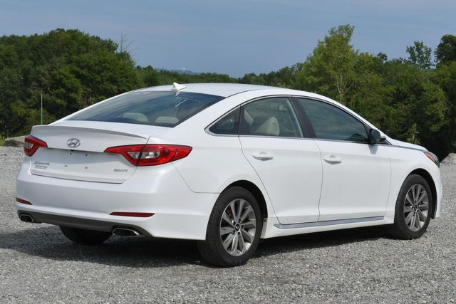 2017 Hyundai Sonata Sport Naugatuck, Connecticut 4