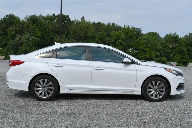 2017 Hyundai Sonata Sport Naugatuck, Connecticut 5