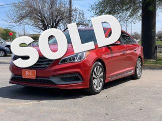 2017 Hyundai Sonata Sport in San Antonio, TX 78233