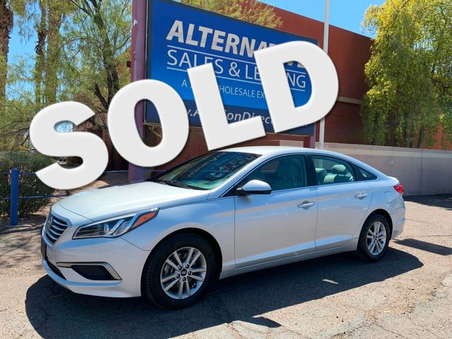 2017 Hyundai Sonata SE FULL MANUFACTURER WARRANTY Mesa, Arizona