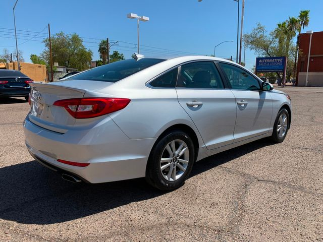 2017 Hyundai Sonata SE FULL MANUFACTURER WARRANTY Mesa, Arizona 4