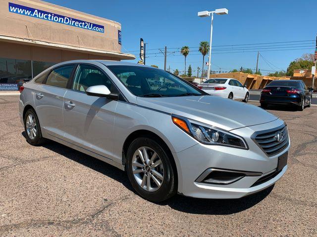 2017 Hyundai Sonata SE FULL MANUFACTURER WARRANTY Mesa, Arizona 6