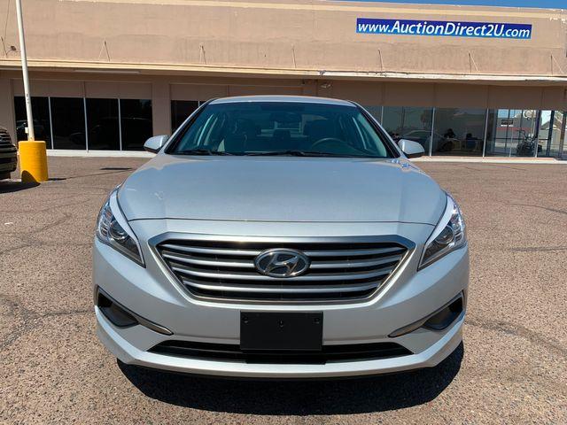 2017 Hyundai Sonata SE FULL MANUFACTURER WARRANTY Mesa, Arizona 7