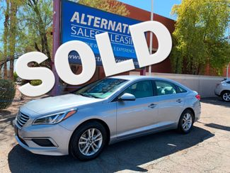 2017 Hyundai Sonata SE FULL MANUFACTURER WARRANTY Mesa, Arizona