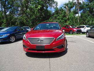 2017 Hyundai Sonata 2.4L SEFFNER, Florida 6