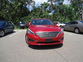2017 Hyundai Sonata 2.4L SEFFNER, Florida 9