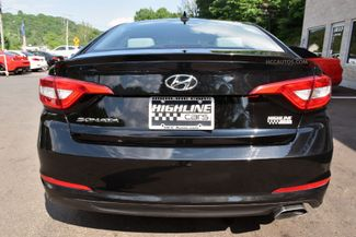 2017 Hyundai Sonata 2.4L Waterbury, Connecticut 10