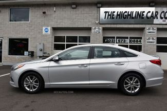 2017 Hyundai Sonata 2.4L Waterbury, Connecticut 1