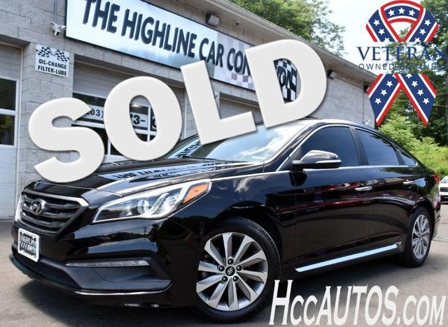 2017 Hyundai Sonata Sport Waterbury, Connecticut