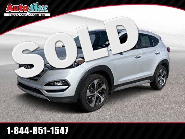 2017 Hyundai Tucson Limited in Albuquerque, New Mexico 87109