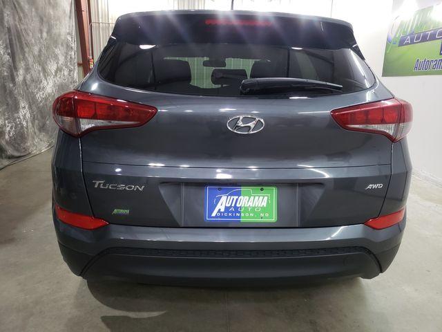 2017 Hyundai Tucson AWD SE All Wheel Drive in Dickinson, ND 58601