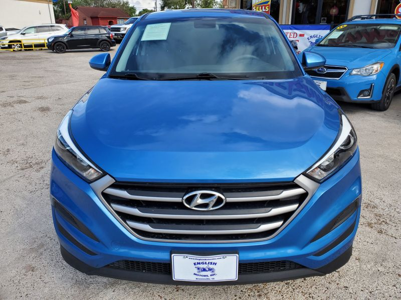 2017 Hyundai Tucson SE  Brownsville TX  English Motors  in Brownsville, TX