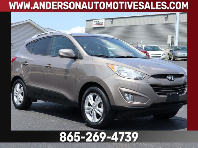 2017 Hyundai Tucson SE Plus in Clinton, TN 37716