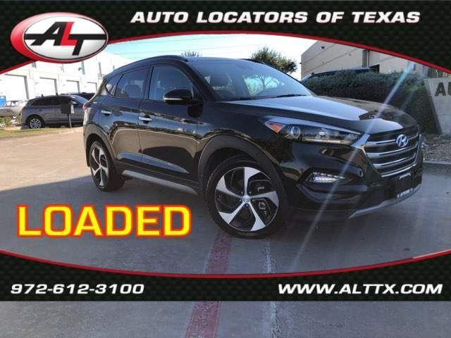 2017 Hyundai Tucson Limited in Plano, TX 75093