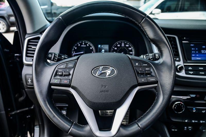 2017 Hyundai Tucson 1.6L 4-Cyl Turbo Night AWD Heated Seats Very Nice! in Rowlett, Texas