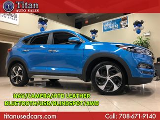 2017 Hyundai Tucson Limited in Worth, IL 60482