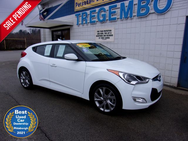 2017 Hyundai Veloster 3 Door in Bentleyville, Pennsylvania 15314