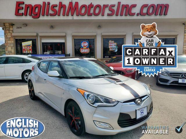 2017 Hyundai Veloster Value Edition in Brownsville, TX 78521