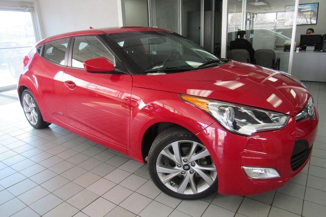 2017 Hyundai Veloster W/ BACK UP CAM Chicago, Illinois