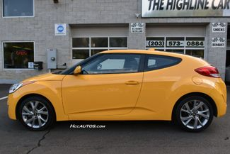 2017 Hyundai Veloster Dual Clutch Waterbury, Connecticut 2