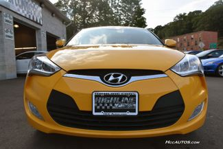 2017 Hyundai Veloster Dual Clutch Waterbury, Connecticut 7