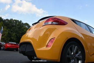 2017 Hyundai Veloster Dual Clutch Waterbury, Connecticut 8