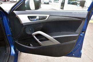 2017 Hyundai Veloster Dual Clutch Waterbury, Connecticut 18